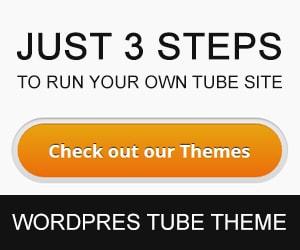 Wordpress Tube Theme